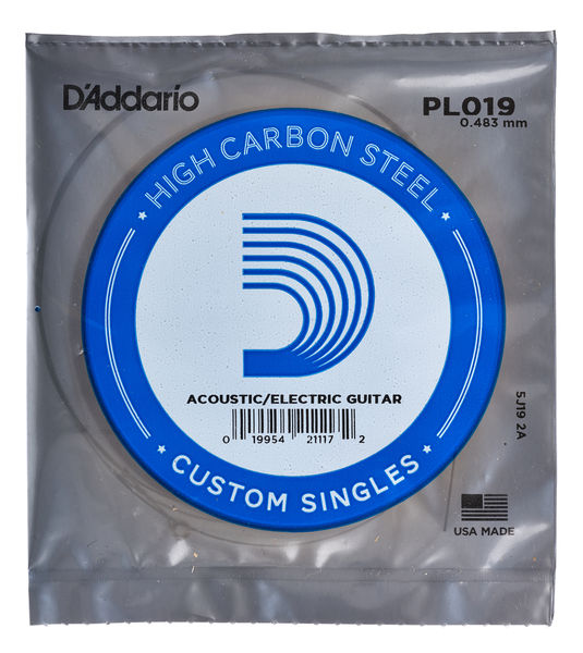 Daddario PL019 Single String