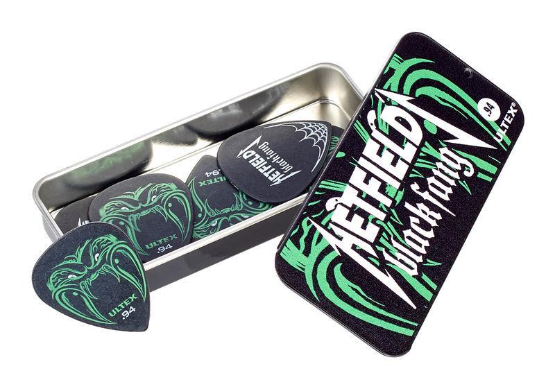 Dunlop Ultex Hetfield 0.94 Tin BK