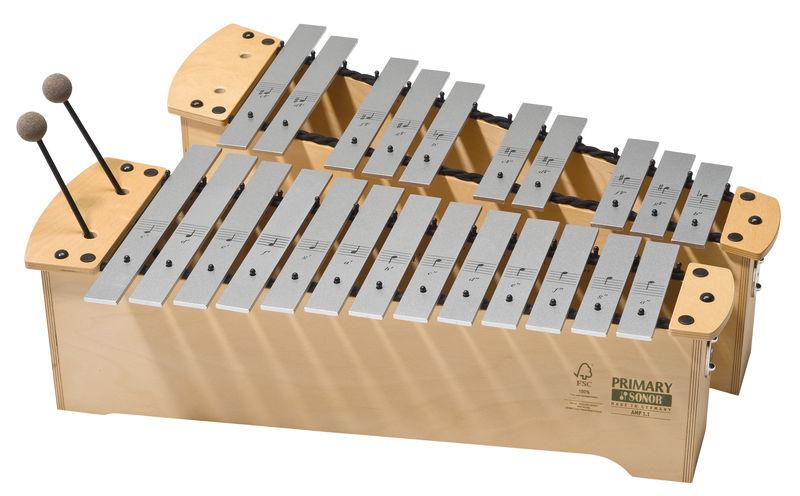 Sonor AMP 3.1 Alto Metallophone