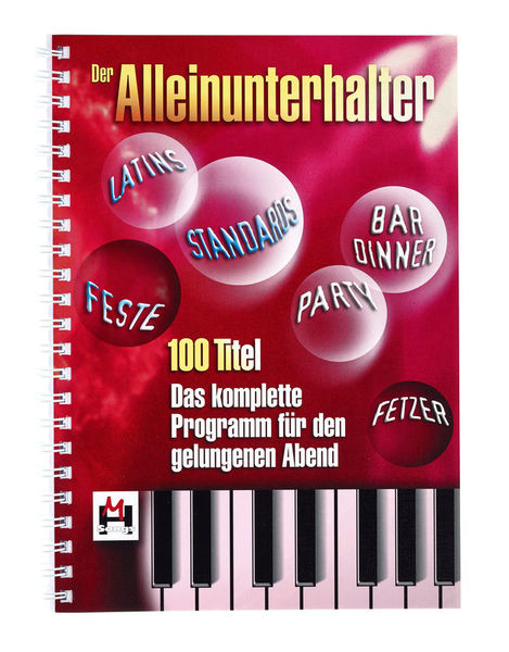 Der Alleinunterhalter Musikverlag Hildner