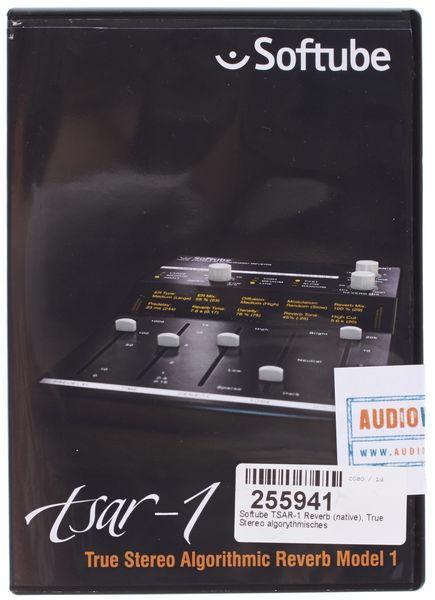 Softube TSAR-1 Reverb