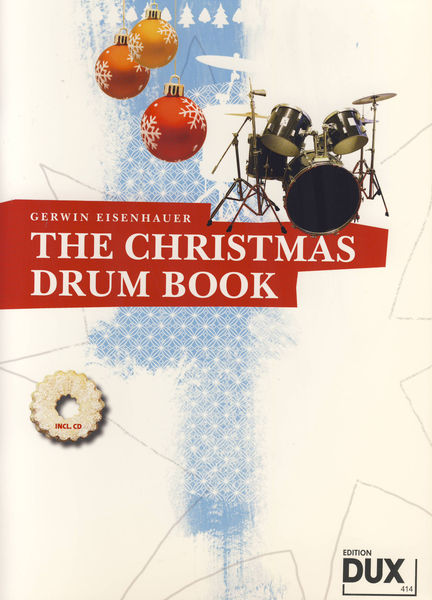 Edition Dux The Christmas Drum Book