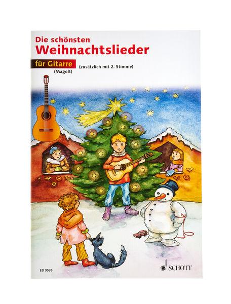 Schott Schönste Weihnachts Guitar
