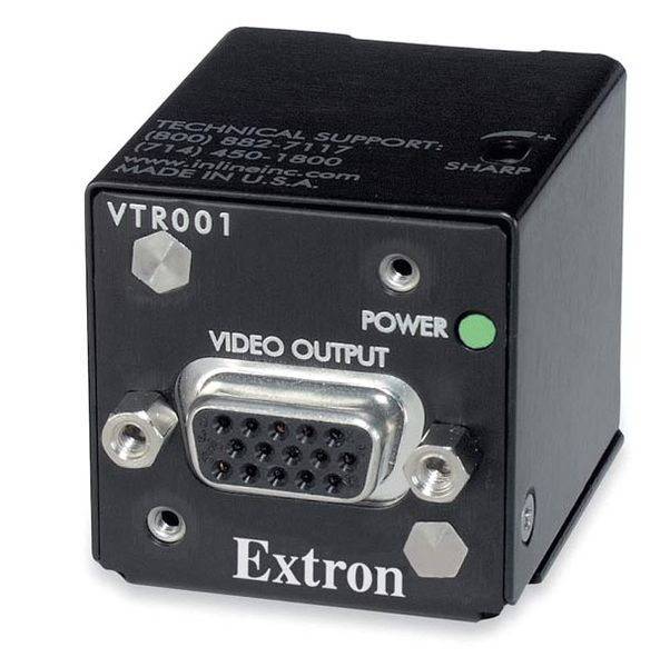 Extron VTR001 Twisted Pair-Receiver