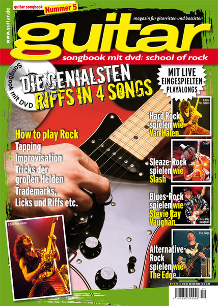 PPV Medien Guitar Vol 5 School Of Rock
