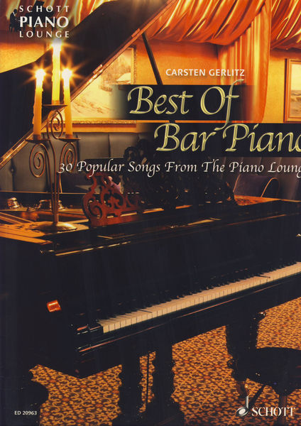Schott Best of Bar Piano