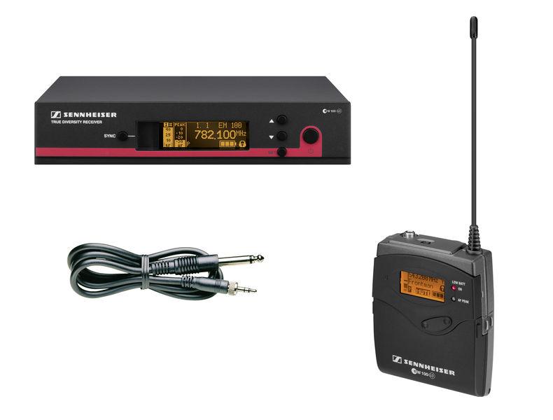 Sennheiser EW 172 G3/E-Band Earmic Bundle