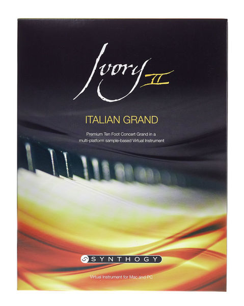 Ivory II Italian Grand Synthogy