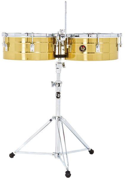 LP 256-B Timbales Set Brass