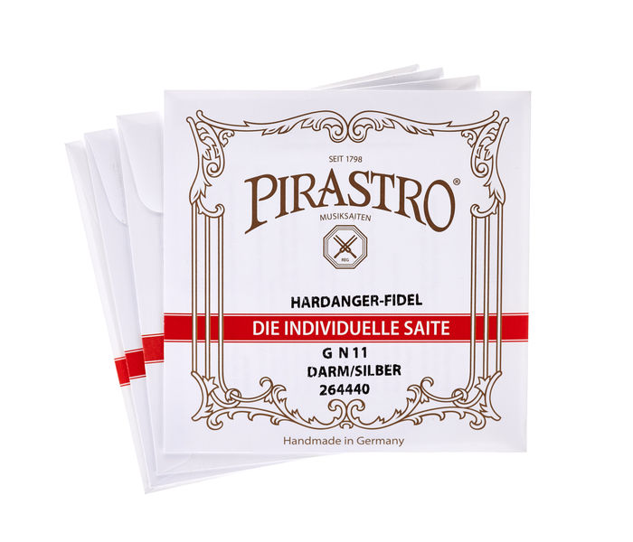 Pirastro Hardanger Fidel Strings