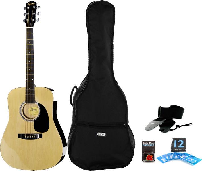 Fender Squier SA-105 NA Bundle