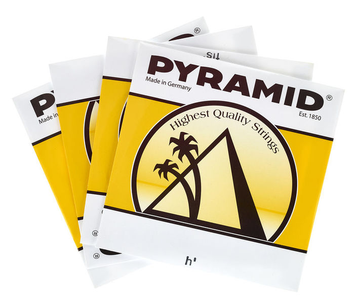 Pyramid Ukulele Banjo String Set 35