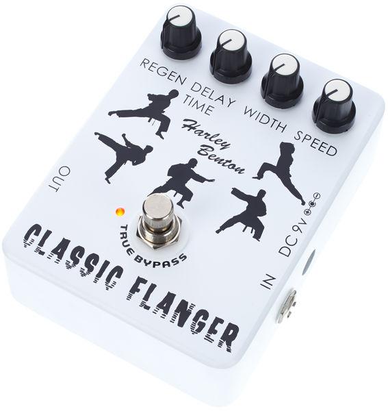 Harley Benton Classic Flanger