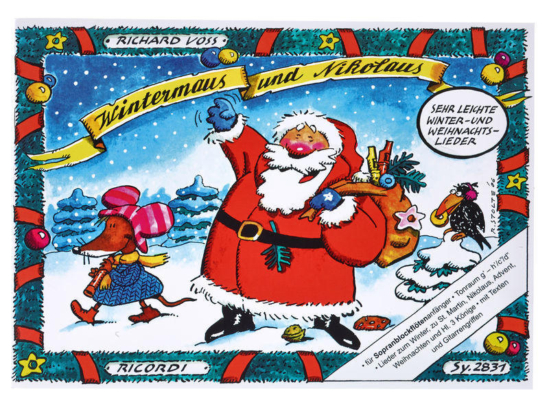 Ricordi Wintermaus und Nikolaus