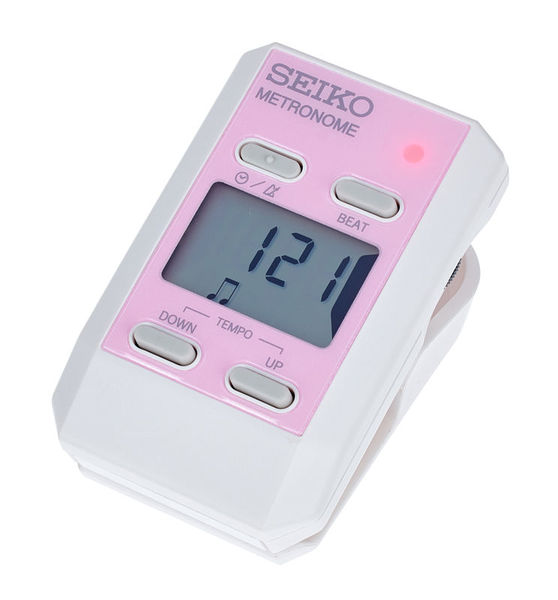 Seiko DM-51 Metronome Pink