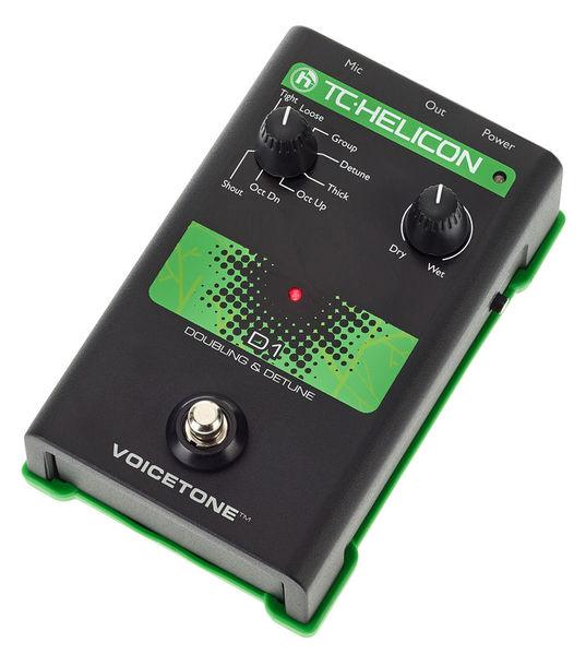 TC-Helicon VoiceTone D1