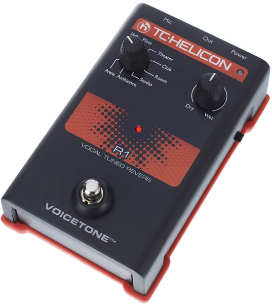 VoiceTone R1 TC-Helicon