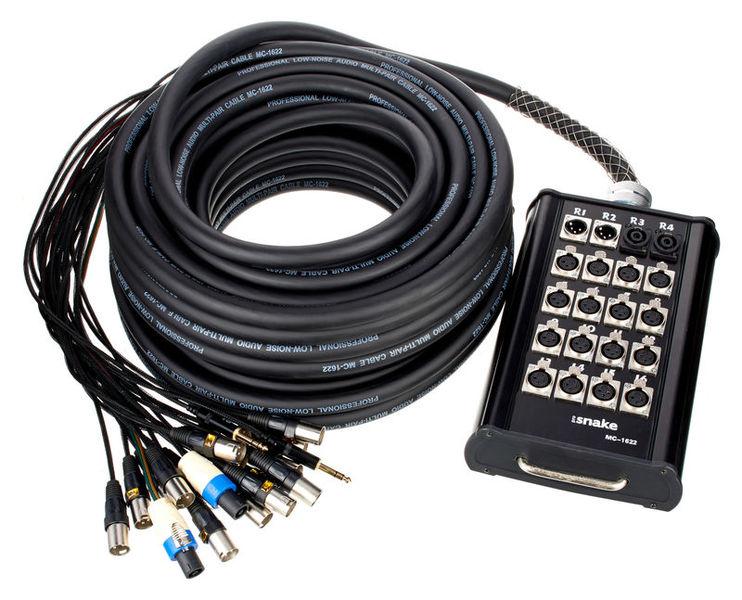 MC 1622 pro snake