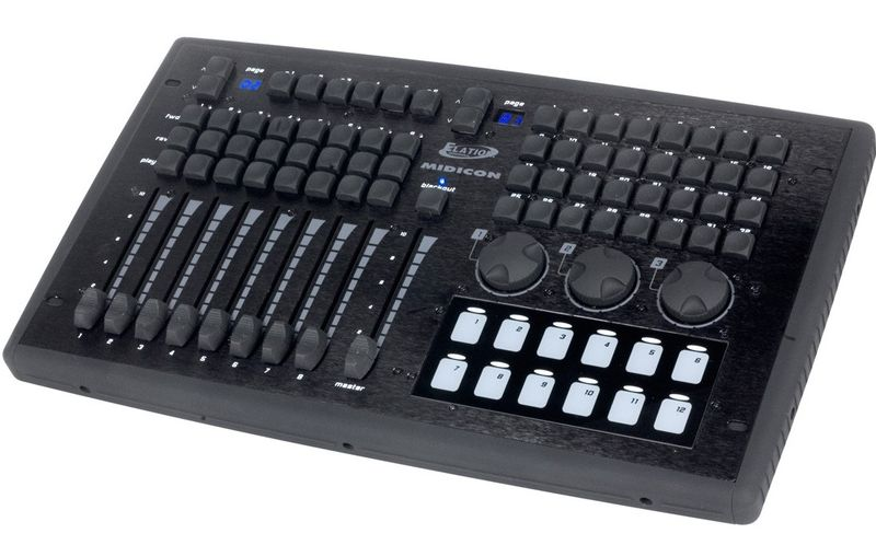 ADJ MIDICon USB Midi-Controller