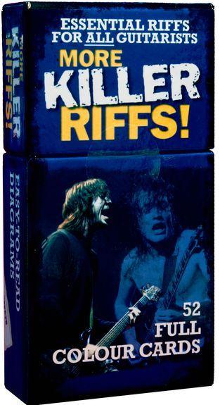Music Sales More Killer Riffs