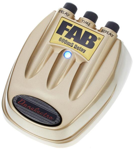 Danelectro D8 FAB Delay