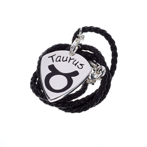 AT Picks Necklace Pick Taurus