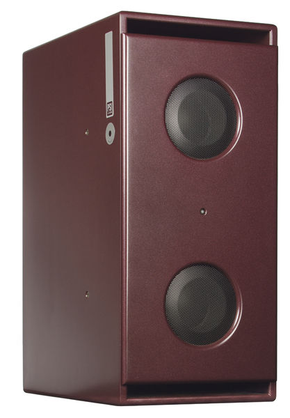 PSI Audio Sub A225M Studio Red