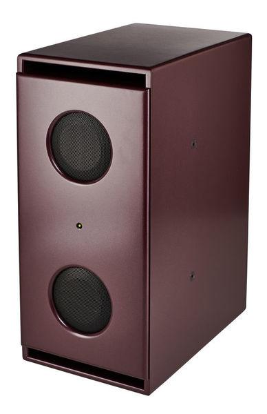 PSI Audio Sub A225-M Studio Red