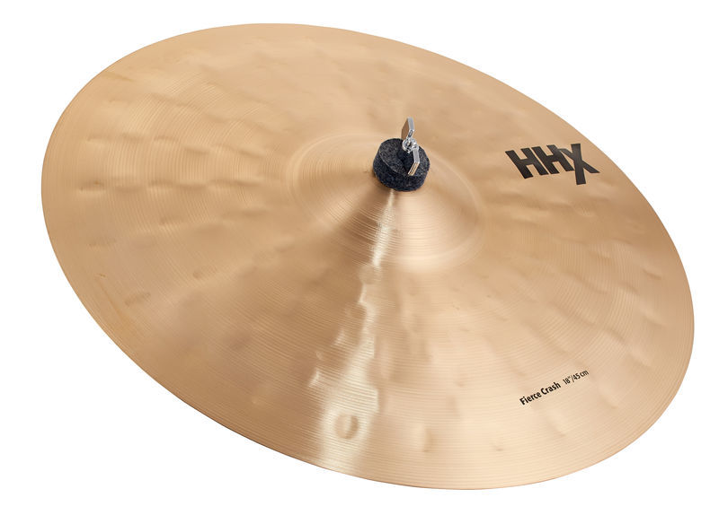 "Sabian 18"" HHX Fierce Crash"