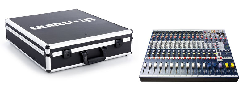 Soundcraft EFX 12 Bundle