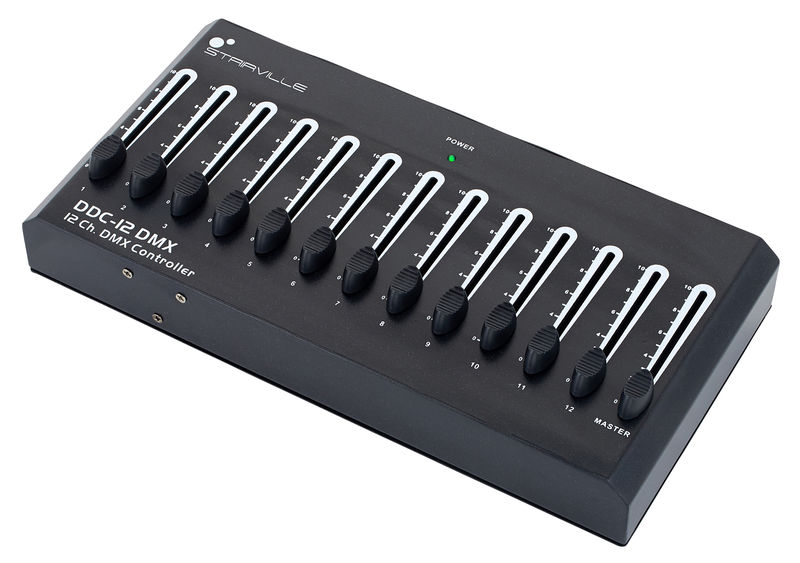 DDC-12 DMX Controller Stairville