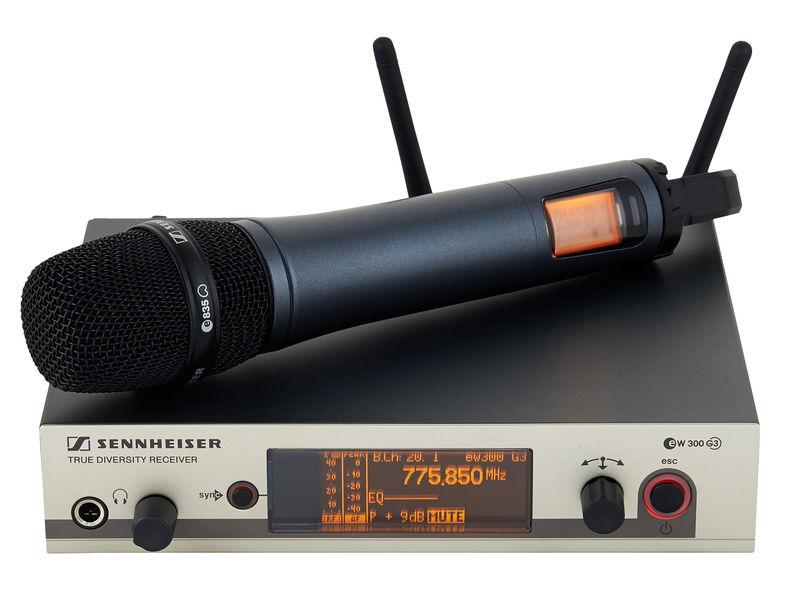 Sennheiser EW 335 G3/C-Band