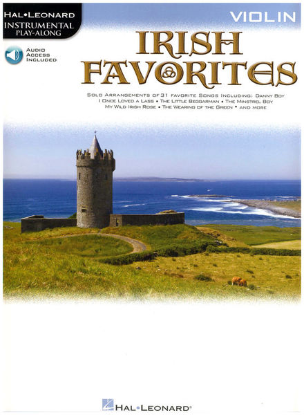 Hal Leonard Irish Favorites for Violin