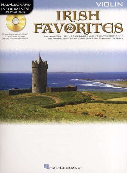 Hal Leonard Irish Favorites for Violin