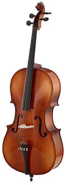 Roth & Junius Europe 4/4 Student Cello Set