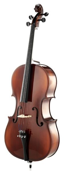 Roth & Junius RJCE 1/4 Student Cello Set