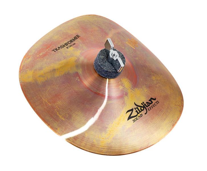 """Zildjian ZXT 08"""" Trashformer"""