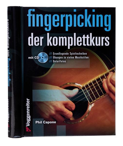 Voggenreiter Fingerpicking der Komplettkurs