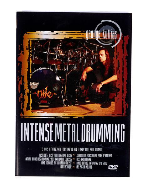 Kollias Production George Kollias Intense Metal