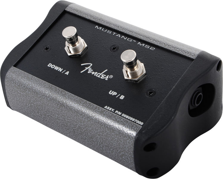 Fender Footswitch 2-Button Mustang
