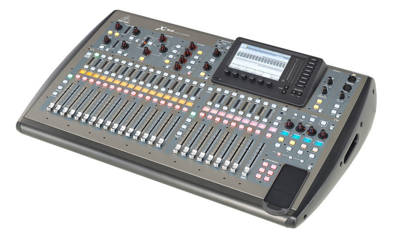 BEHRINGER 16-TRACK AUDIO DRIVER PC