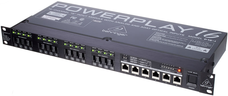Behringer Powerplay P16-I Module