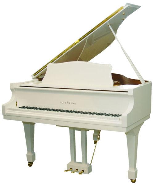 Roth & Junius RJGP 150 WH/P Grand Piano