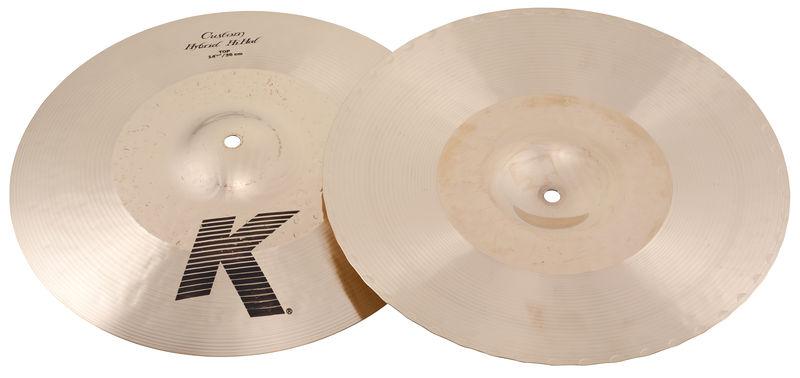 """Zildjian 14.25"""" Hybrid Hi-Hat K-Custom"""