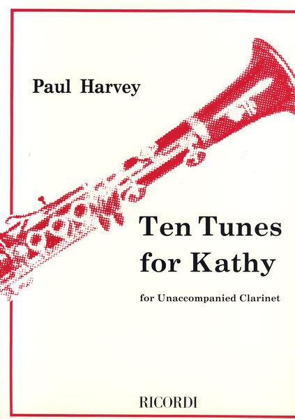 Ricordi Ten Tunes for Kathy