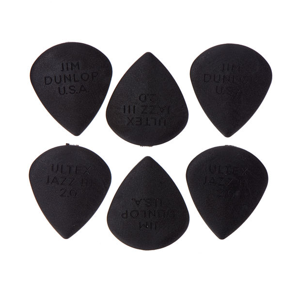 Dunlop Plectrum Ultex 427 Jazz III2,0