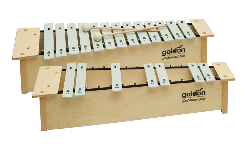 Goldon Soprano Metalophone Set 10109