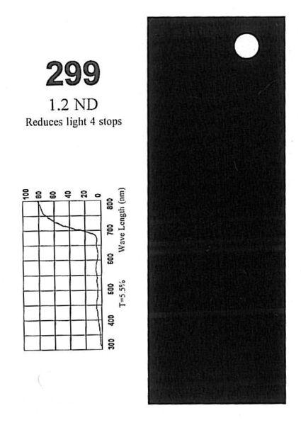 Q-Max Filter Roll 299 1.2 N.D.