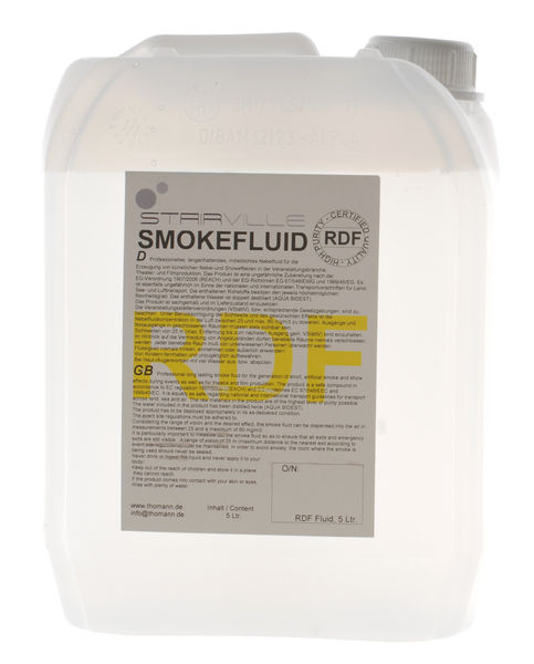 Stairville RDF Regular DJFluid 5 ltr.