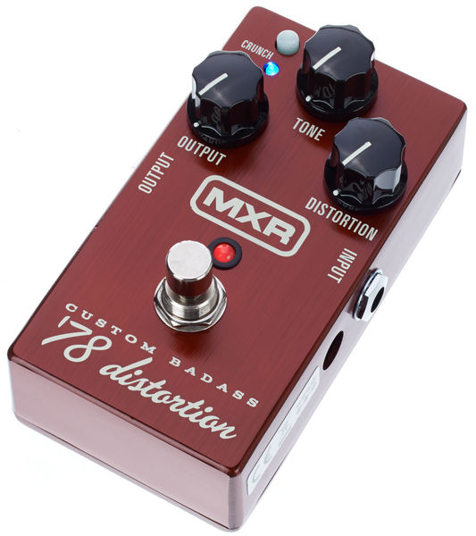MXR 78 Custom Badass Distortion